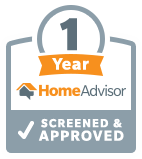 home advisor 1yr badge